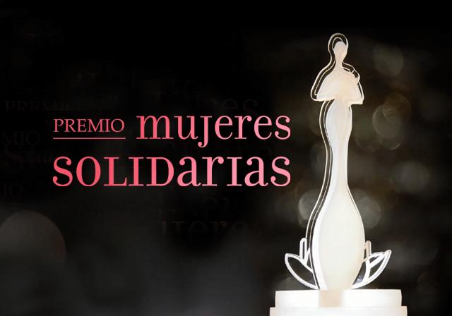 Premio Mujeres Solidarias