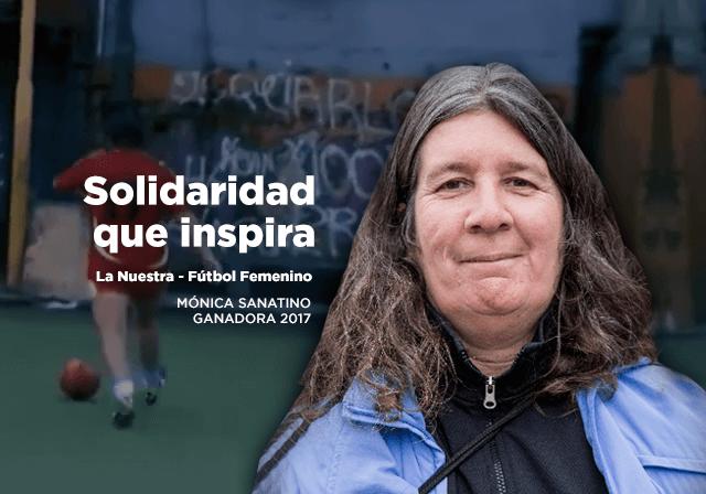 Solidaridad que inspira