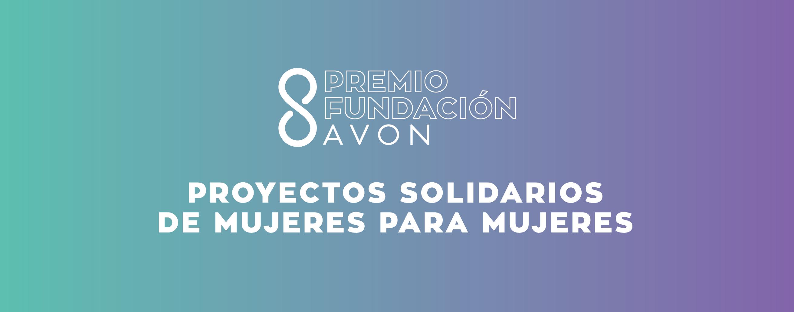 Premio Fundación Avon