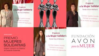 1º Edición del Premio Mujeres Solidarias