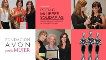 3º Edición del Premio Mujeres Solidarias