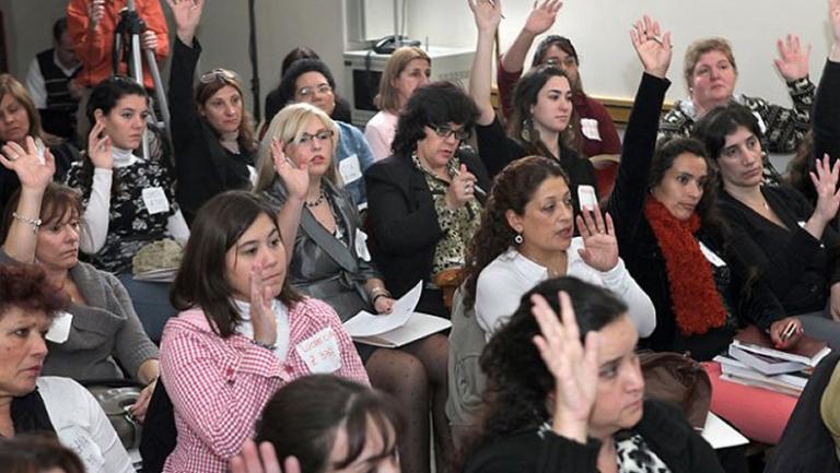 Capacitación en Buenos Aires para Promotoras Solidarias