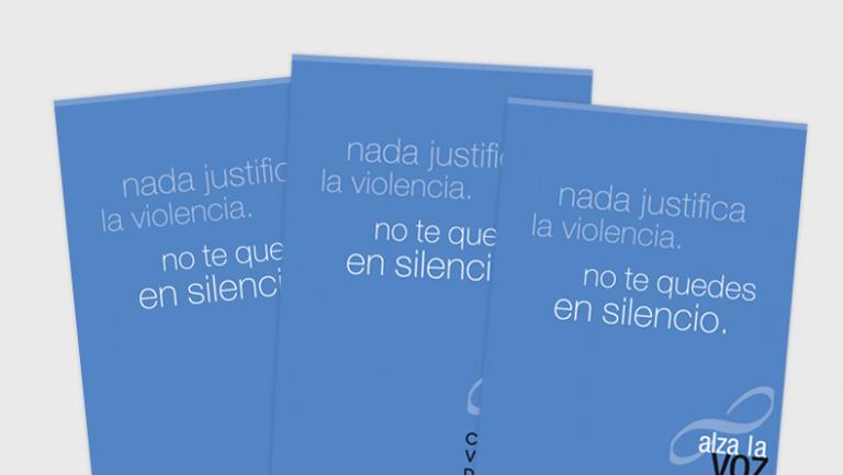 Fundación AVON distribuyó guías educativas para prevenir la violencia de género
