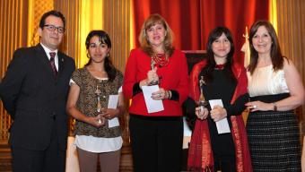 5º Edición del Premio Mujeres Solidarias