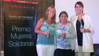 6º Edición del Premio Mujeres Solidarias