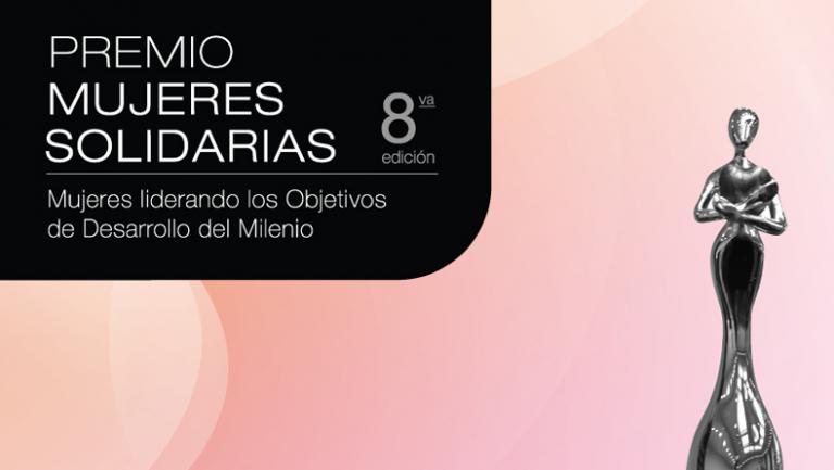 Convocatoria a la 8° Edición del Premio Mujeres Solidarias