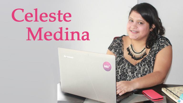 María Celeste Medina, símbolo del empoderamiento femenino