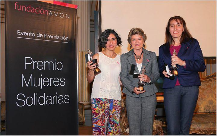 7º Edición del Premio Mujeres Solidarias