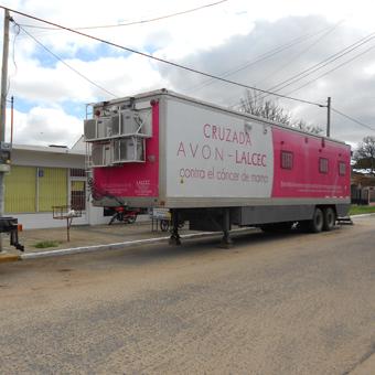 Mamografías gratuitas del 22 al 25 de agosto de 2016 en San Pedro