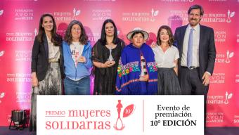 De Buenos Aires a Jujuy, Fundación AVON reconoció a las mujeres solidarias de todo el país