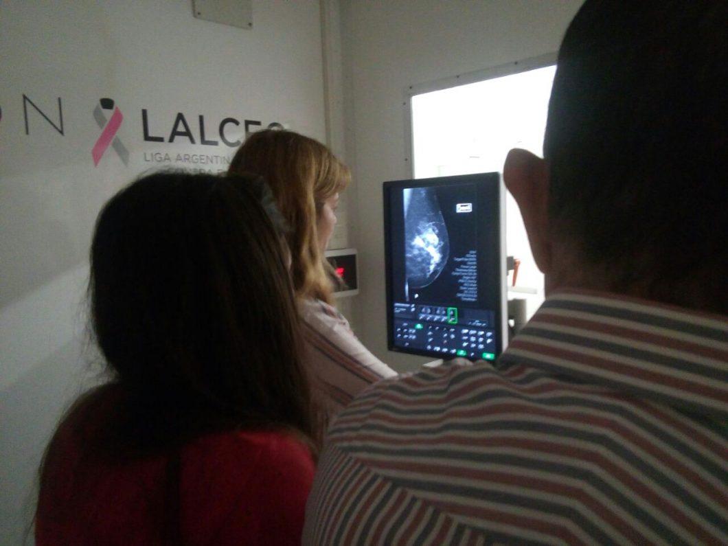 Inauguración Mamógrafo
