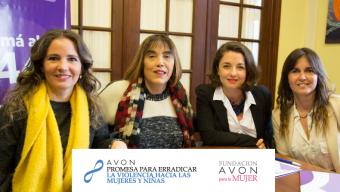 AVON y Fundación AVON firman acuerdo para equipar Hogares de Protección Integral