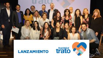 Cambiá el Trato, la primera campaña protagonizada por hombres para visibilizar la violencia hacia las mujeres