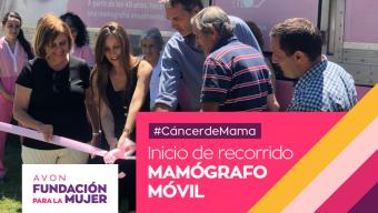 El Mamógrafo Móvil comienza su recorrido 2019 en la Costa Atlántica