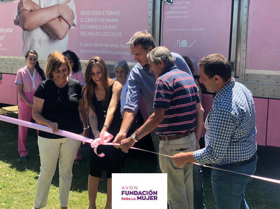 Inauguración Mamógrafo 2019