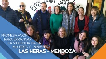Con alegría anunciamos el nuevo equipamiento del Hogar de Protección Integral que realizamos en Las Heras, Mendoza.