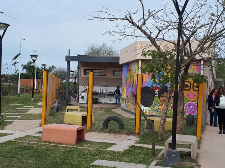 Inauguración HPI Chaco