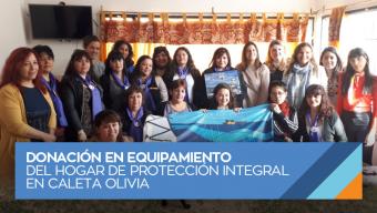 AVON y Fundación AVON equipan el 7° Hogar para proteger a mujeres en situación de violencia de género