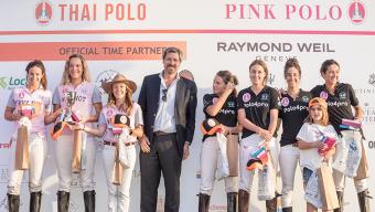 Fundación AVON y Pink Polo Cup, juntas para ganarle al Cáncer de Mama