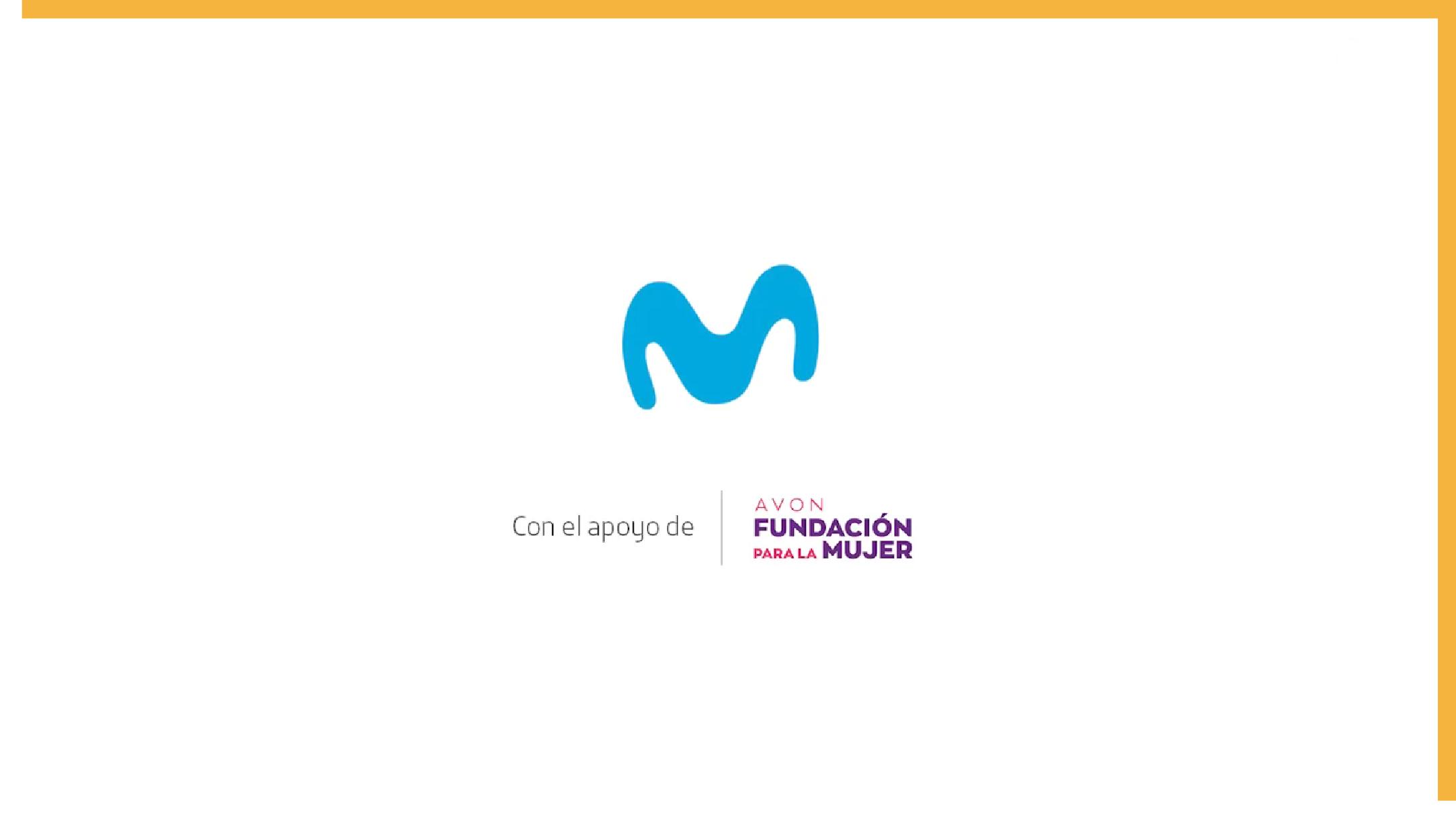 Fundación Avon y Movistar se unen para alertar a vecinxs sobre la violencia doméstica